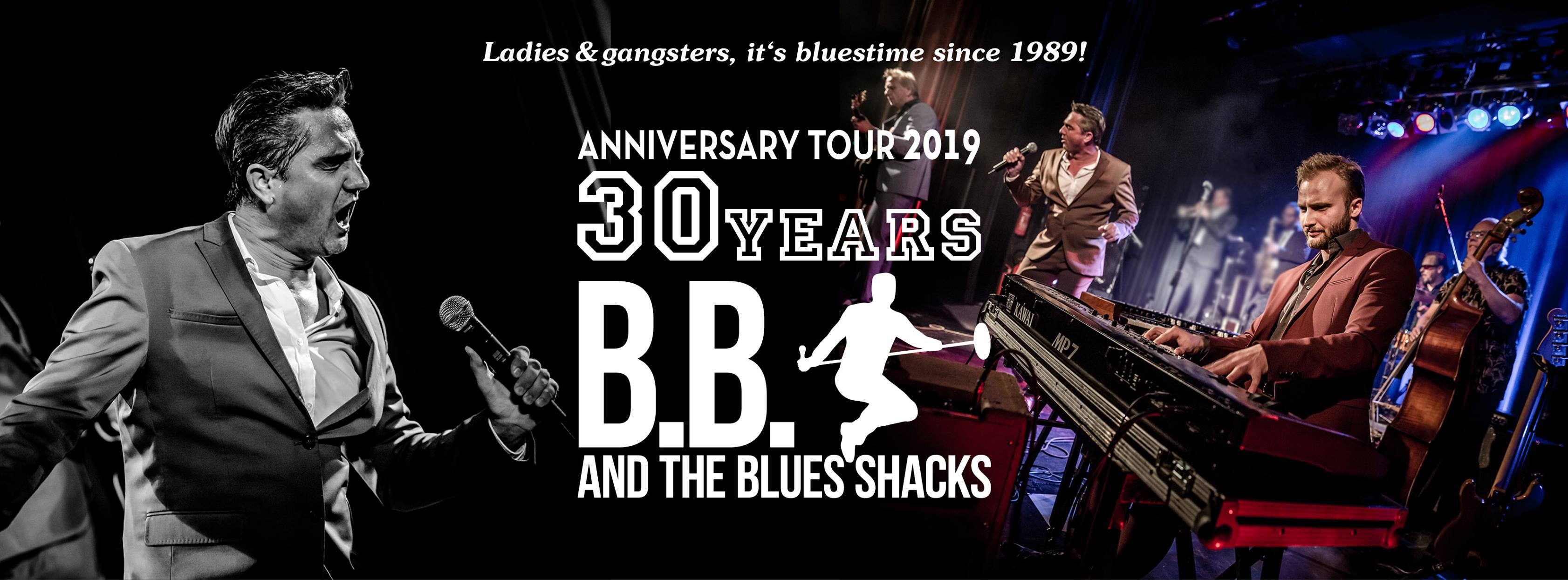 BB & THE BLUES SCHAKS