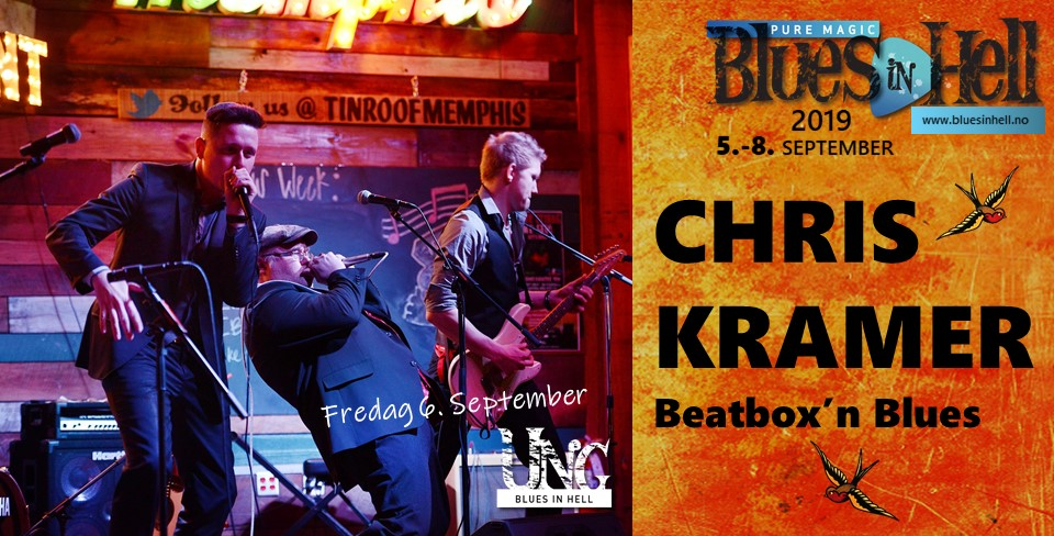 CHRIS KRAMER  & Beatbox'n Blues