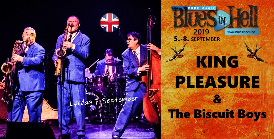 KING PLEASUERE  & The Biscuit Boys