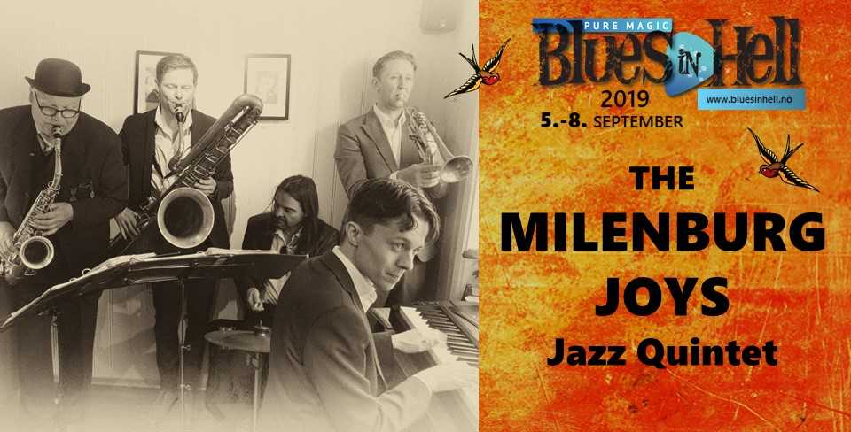 THE MILENBURG JOYS Jazz Quintet