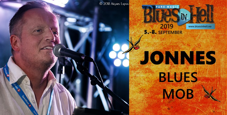 JONNES Blues Mob