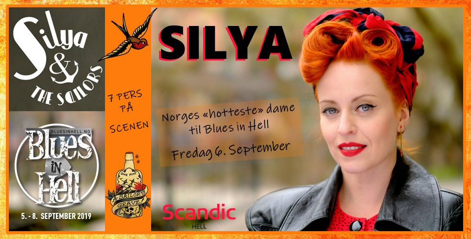 SILYA & THE SAILORS