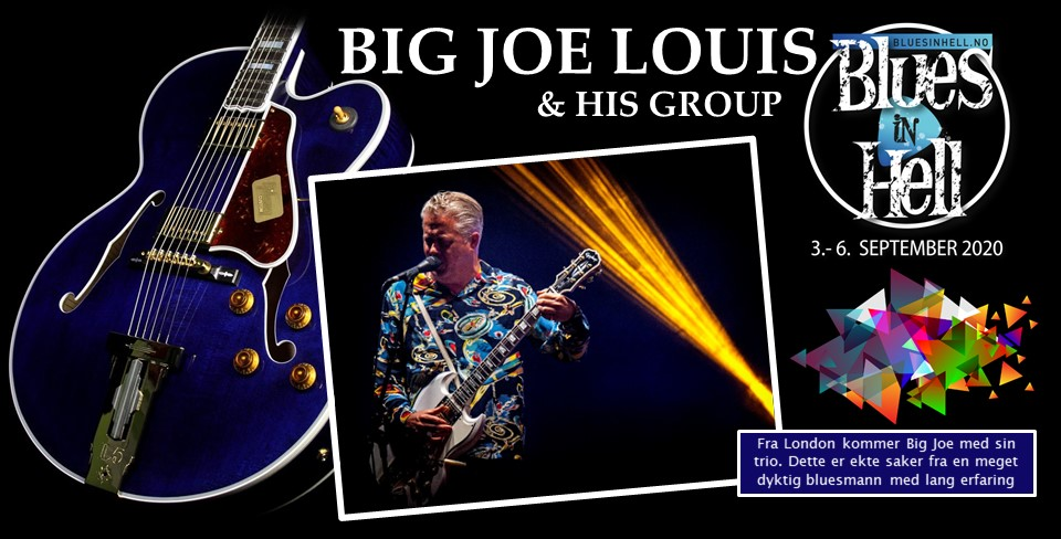 BIG JOE LOUIS & HIS GROUP