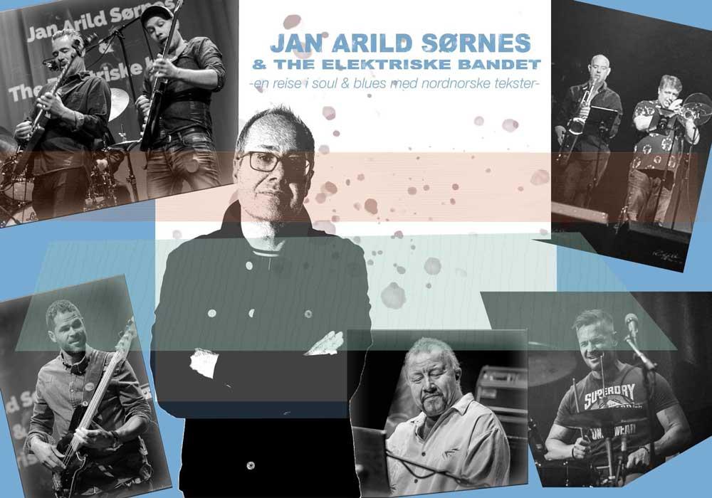 JAN ARILD SØRNES & Det Elektriske Bandet